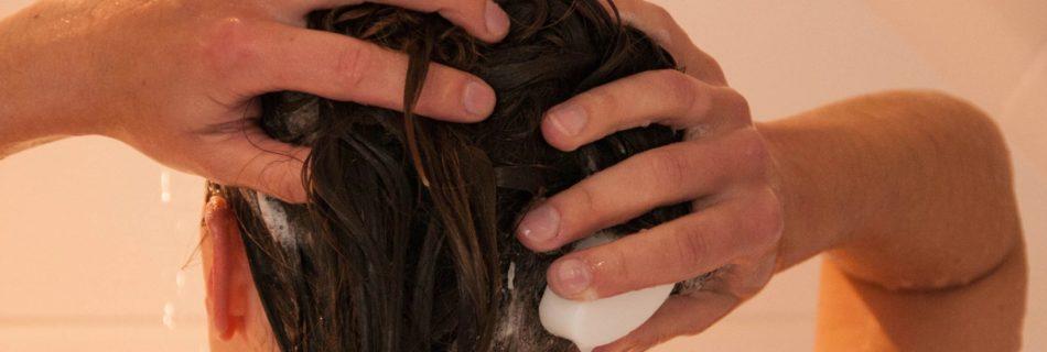 waxy hair
