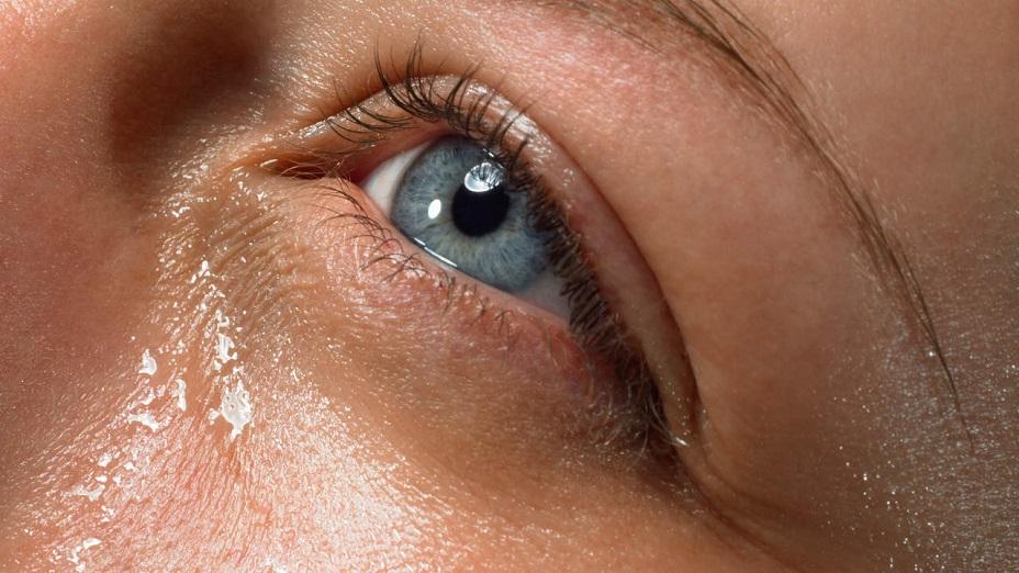 watering eyes